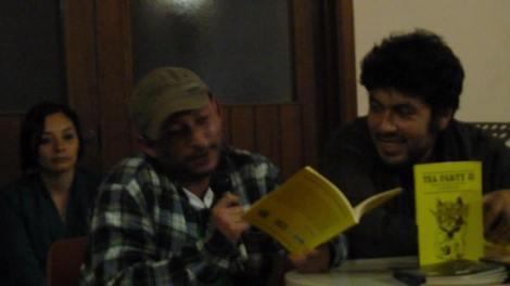 Presentación del libro en Tacna.