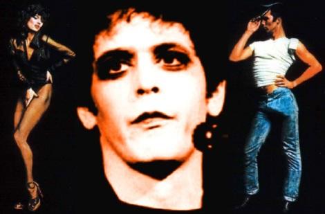 En el arte de Transformer, Lou Reed juega al andrógino... según rumores, ambos modelos (masculino y femenino) son Lou disfrazado