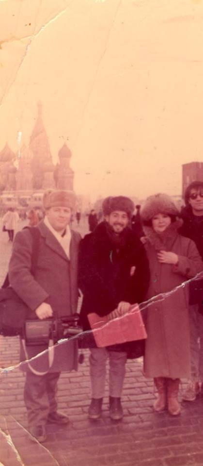 Sbarra en Moscú.