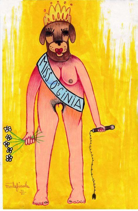 Ilustración de JUAN PEDRO MONTEFINALE.