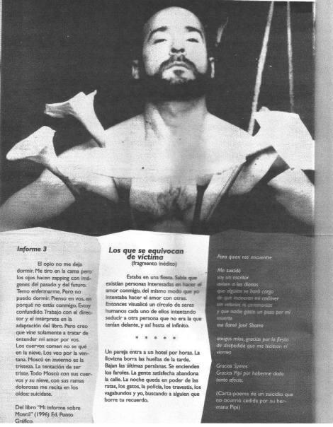 Revista Sol de Noche.